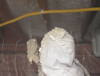 Alaska Crawl Space Insulation