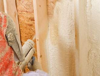 foam insulation benefits for Alaska homes